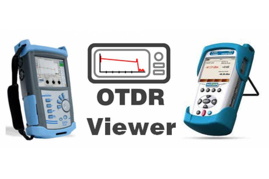OTDR Viewer